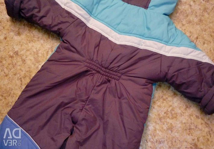 Jumpsuit envelope (winter, autumn)