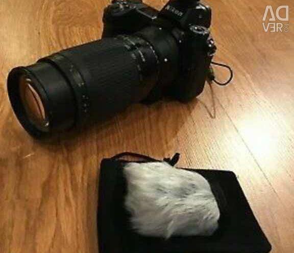 Nikon Model Z7