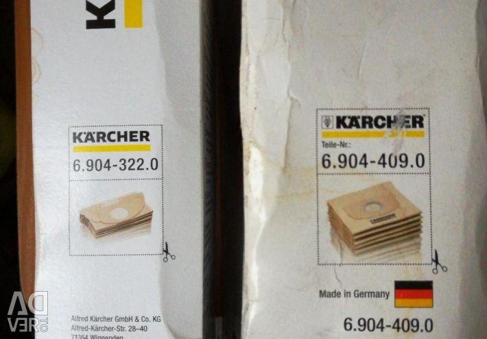 Karcher Filter Bags