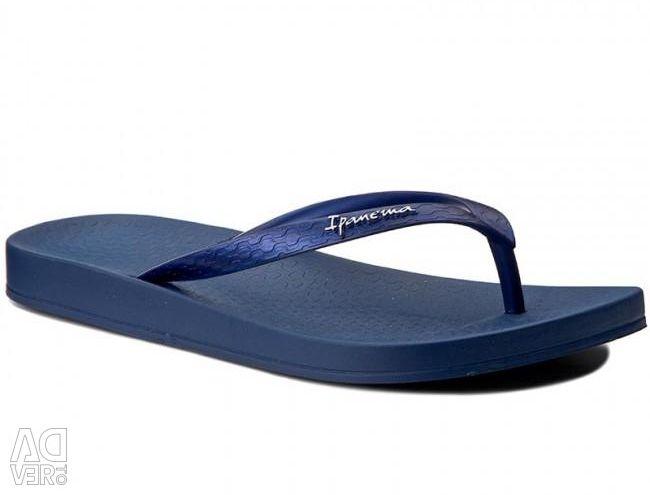 Flip flops Ipanema Brazil