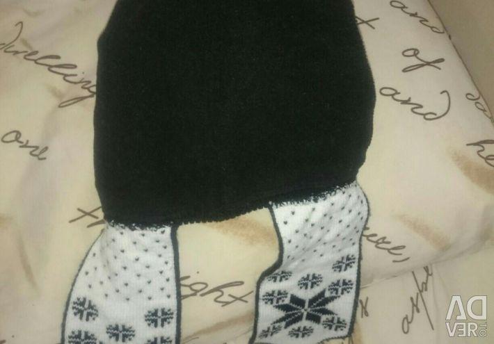 Pălărie pentru o fată de 6-7-8 ani