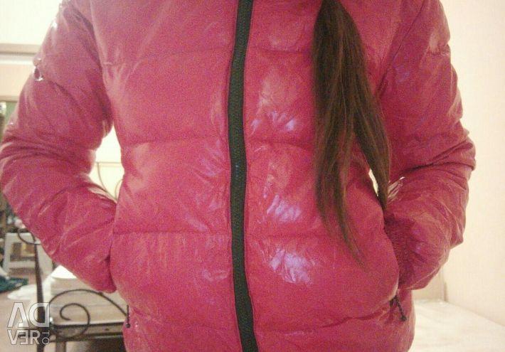 Down jacket duvetica winter