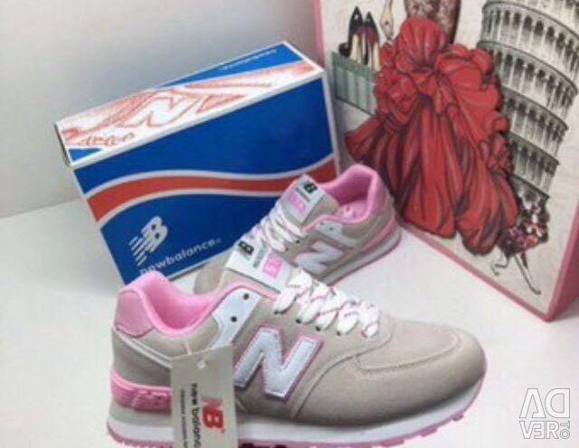 Pantofi noi New Balance