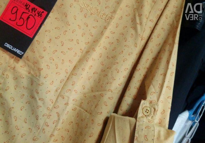 Shirt stretch, Italy 950 rub