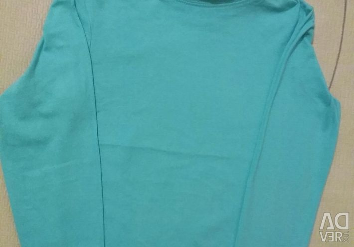 T-shirts with long sleeves 110-116-122 cm.