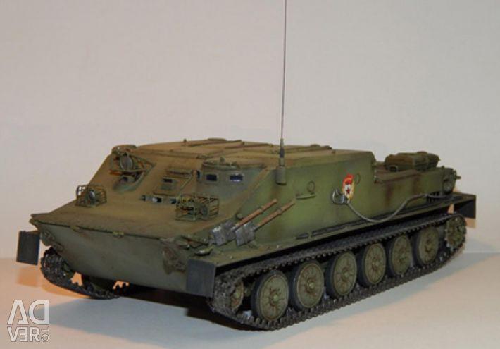 БТР-50ПК Радянський бронетранспортeр