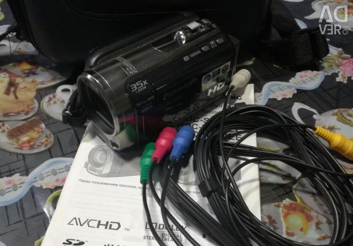 Відеокамера Panasonic HDC-HS60