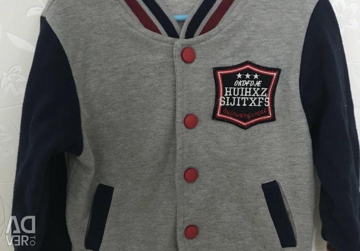 Jacheta bombardor pentru copii 92-98