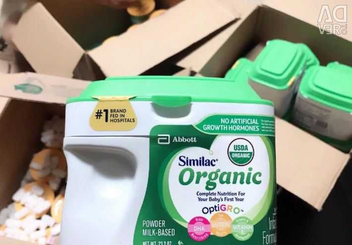 Similac Advance Non-GMO Infant Formula Powder 2.13