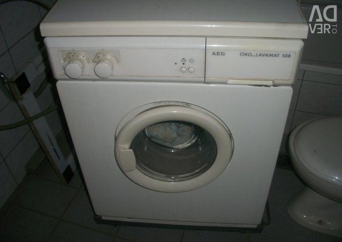 Стиральная машина aeg oko lavamat 508 5kgr хорошее состояние GERMAN