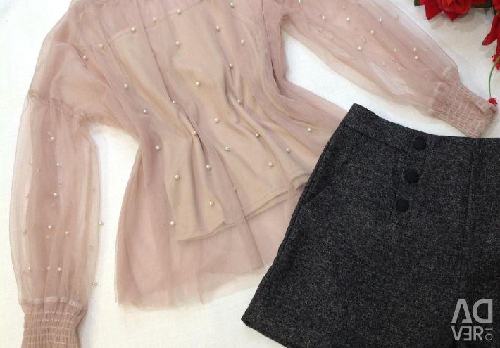 New women's blouse