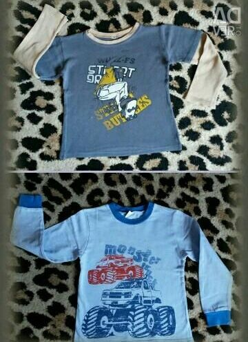 Jackets for boy package