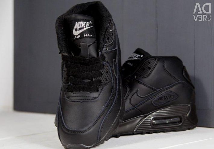 Nike Air Max 90 kışları (36,37,38,40 bedenleri)