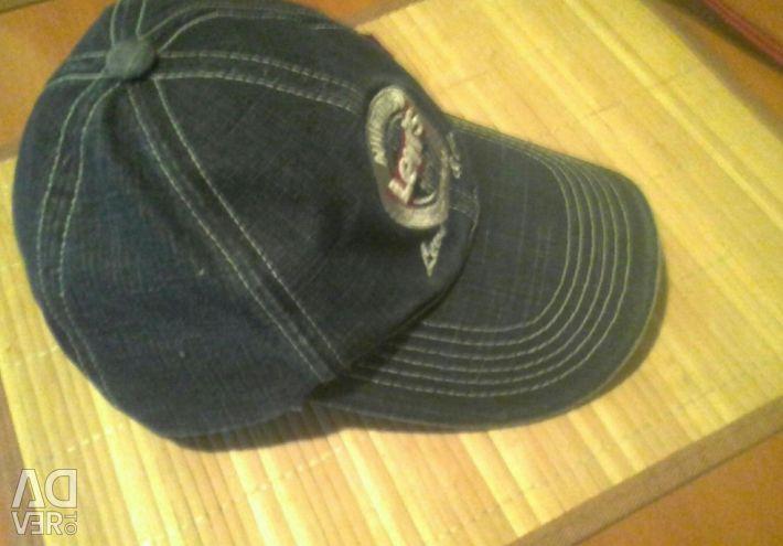 Καπέλα μπέιζμπολ denim