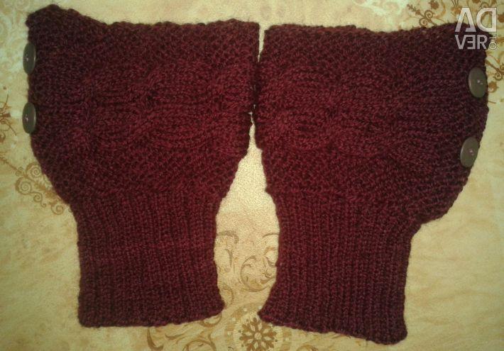 Warm knitwear