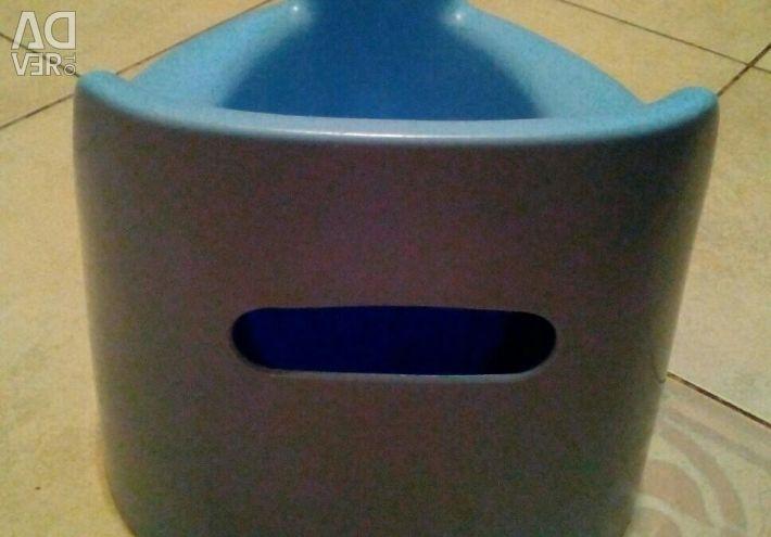 Pot of children