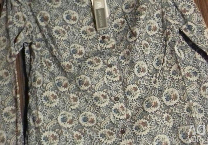 Блуза, сорочка 46-48 розмір нова