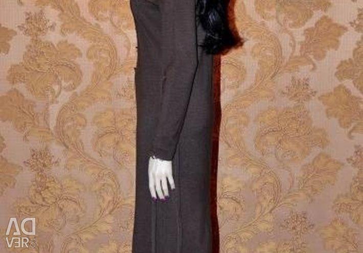 Dress knitted art. 9007