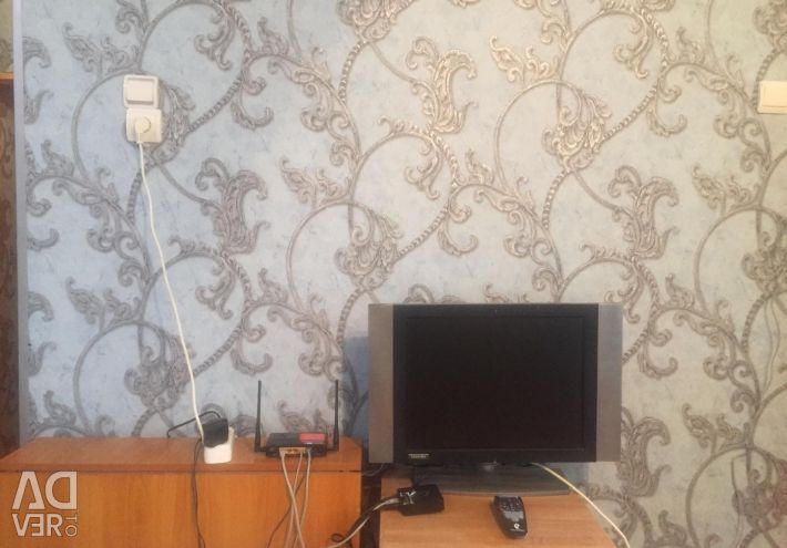 Apartment, 3 rooms, 64 m²
