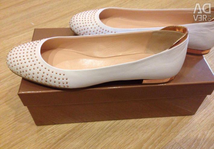 Παπούτσια Μπαλέτου Carlo Pazalini