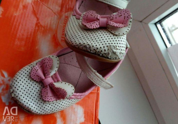 Boots of demi seasonal, shoes