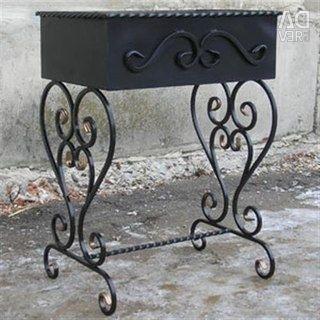 Forging art (shop swing gate), etc.