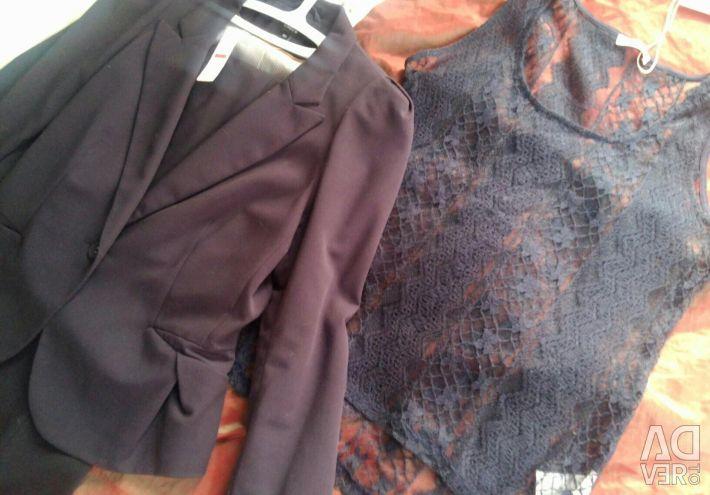 Νέο παντελόνι σκούρο μπλε