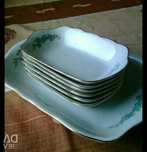 Porcelain set, Korosten