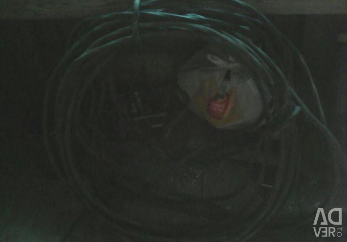 Ηλεκτρικό καλώδιο αλουμινίου 4 πυρήνων