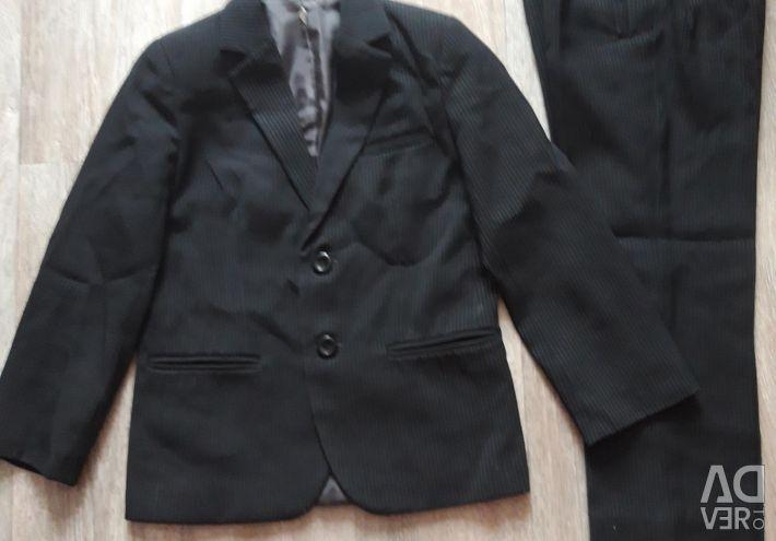 Schoolboy suit growth128