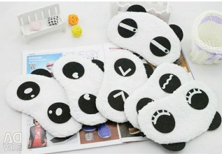 Ochelari de dormit maschează noul Panda