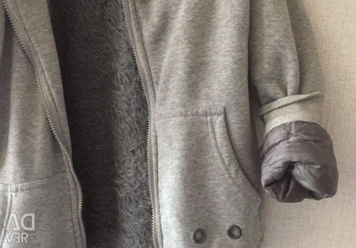 Kürk sıcak ceket