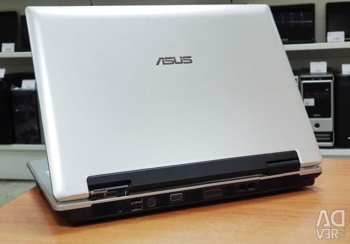 Asus A8JN (Intel Core 2, RAM 2Gb, HDD 100 GB)