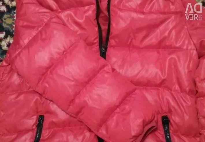 Winter jacket for fluff.
