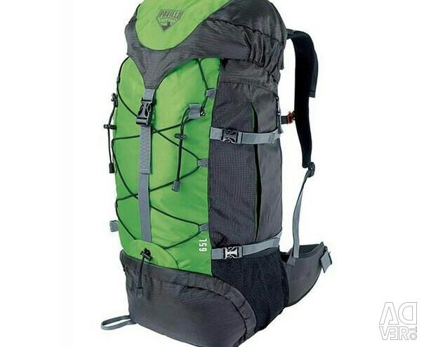 Backpack for 65 liters