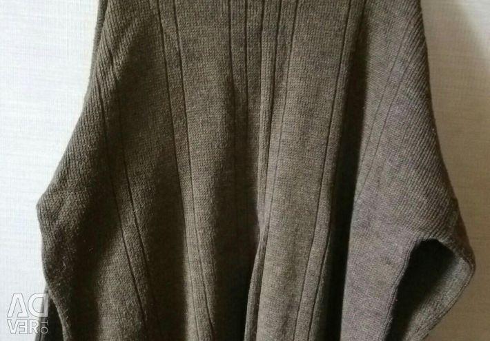 Sweater wool blend Turkey. 58-62