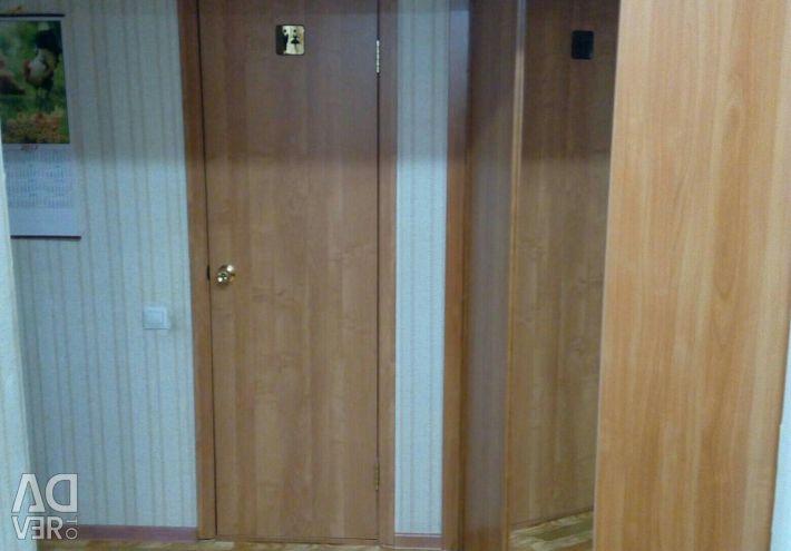 Apartment, 1 room, 57 m²