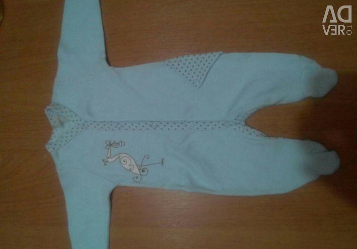 Одяг на новонародженого