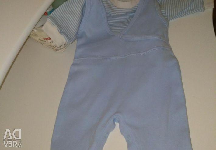 Sliders with pajamas set