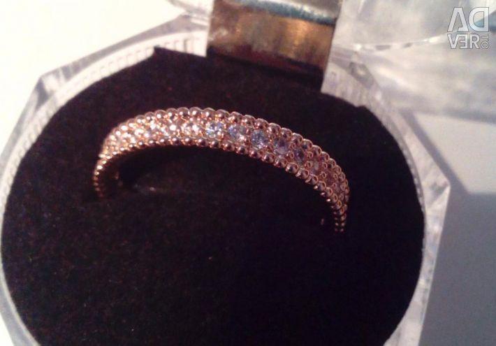 Πολυτελές δαχτυλίδι με κυβικά ζιρκονία »