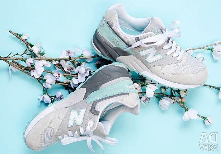 Shoes Pantofi pentru femei New Balance 999