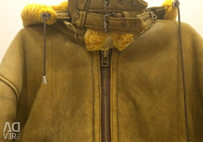 Aviator Jacket Shearling Original
