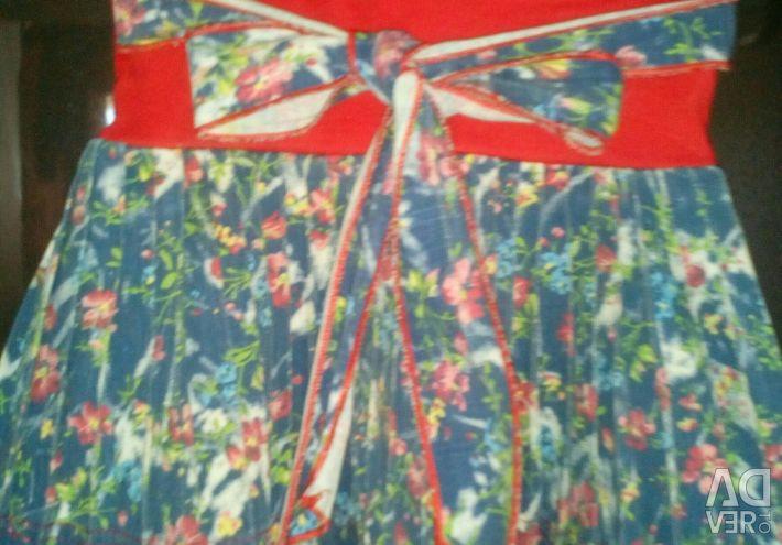 Skirt + Dress + Sundress ~ 3-4 years