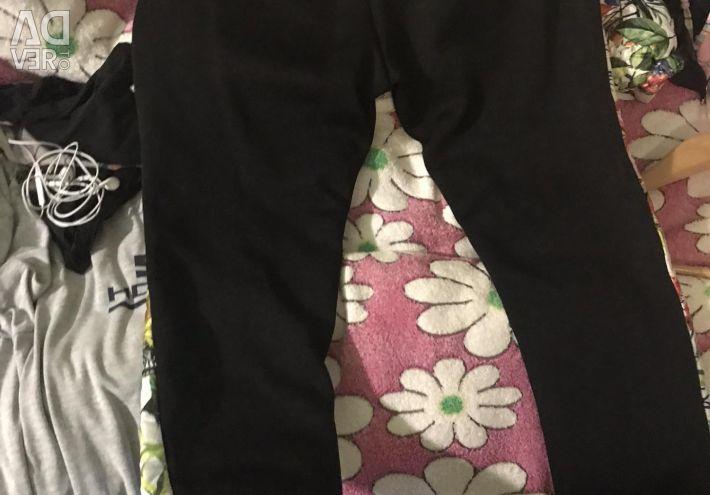 Sıcak pantolon