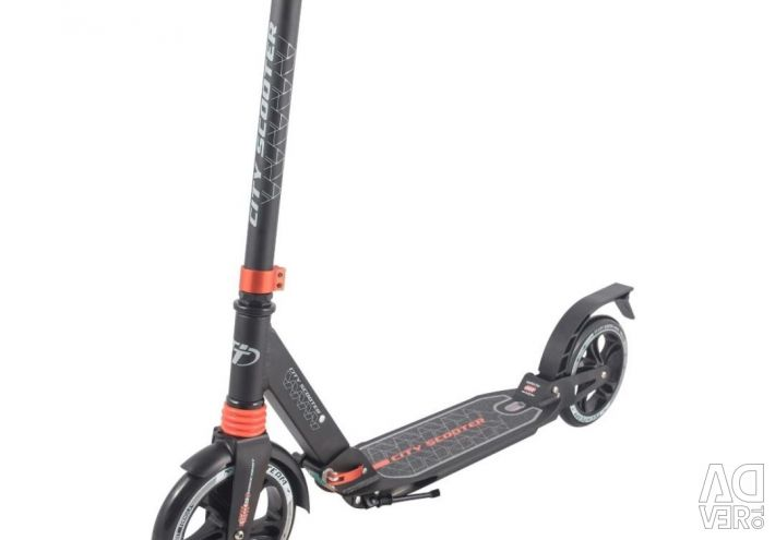 ?Scooter up to 100kg.