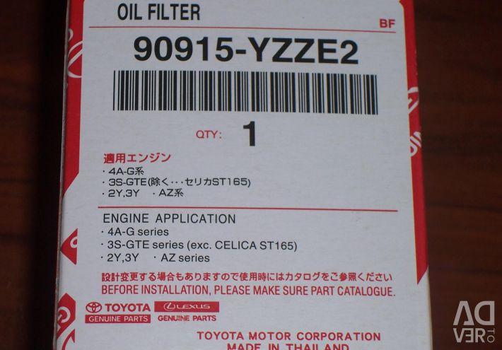 Ulei pentru Toyota 90915-YZZE2