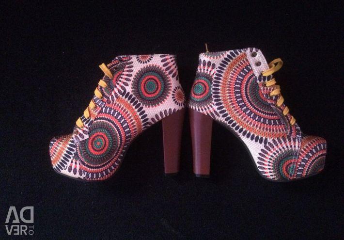 Ανδρικά μπότες άνοιξη / φθινόπωρο νέα