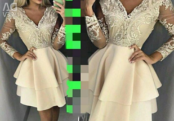 Платье женское s m l