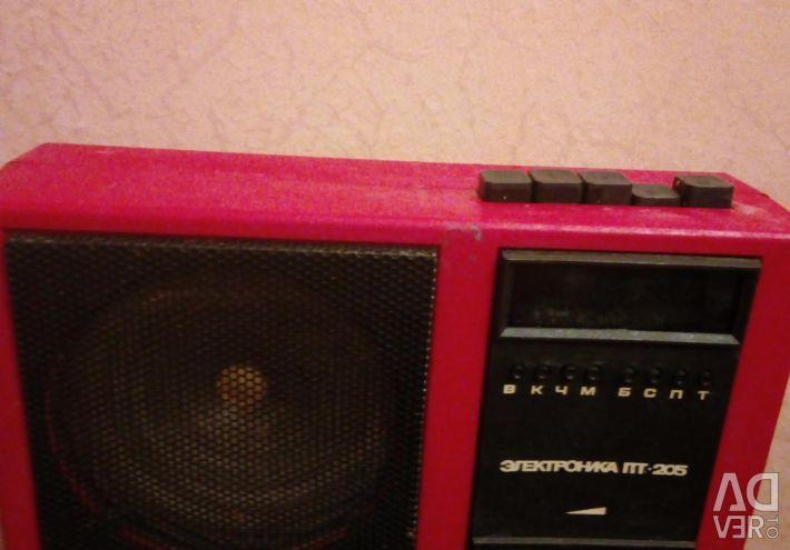 Трехпрограмное радіо