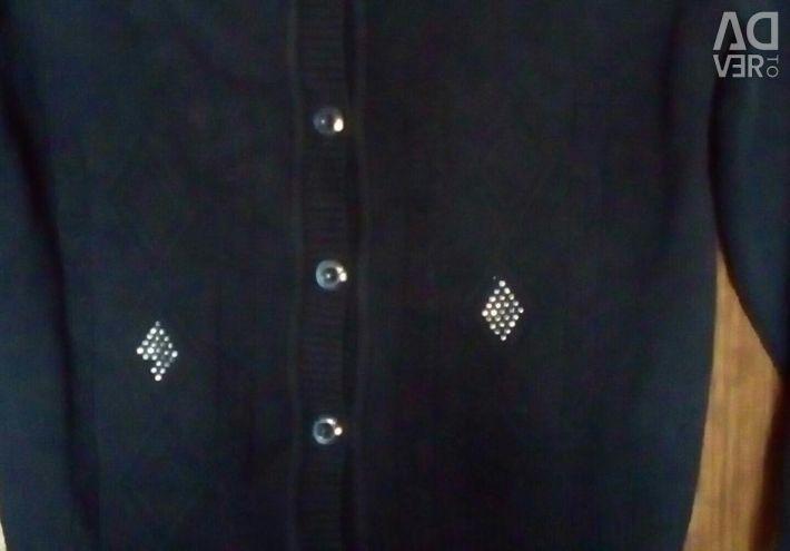 Μάλλινη μπλούζα για κορίτσια